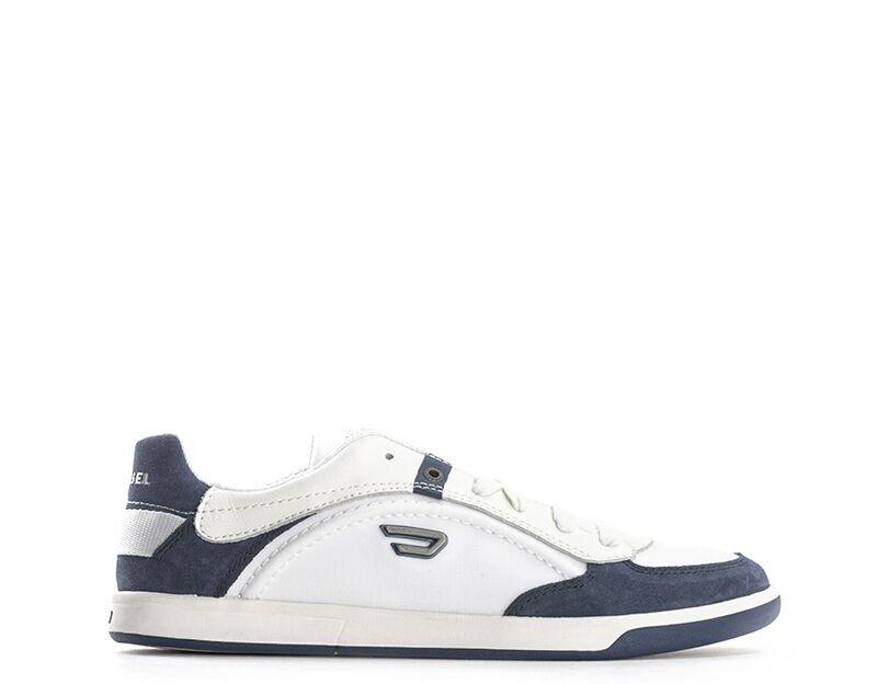 Diesel Sneakers trendy uomo bianco/blu