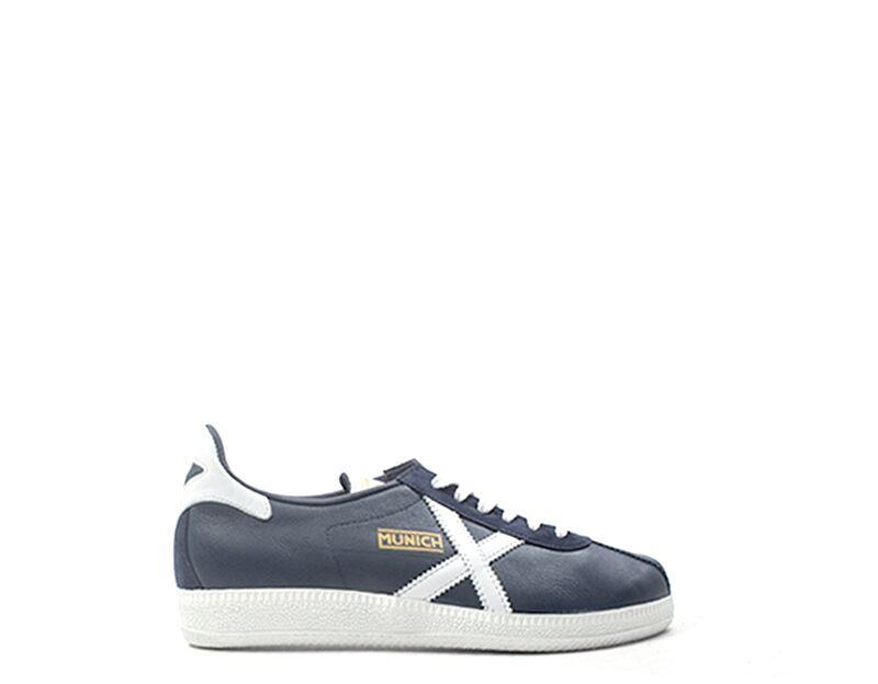 Munich Sneakers trendy uomo blu
