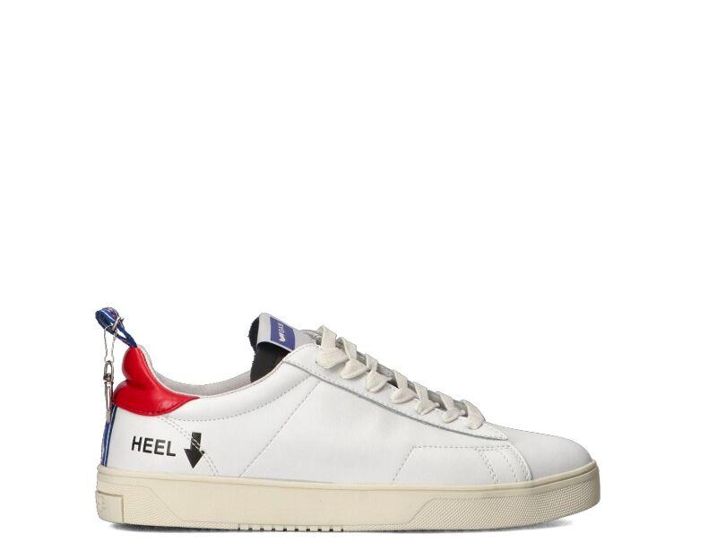 Gas Sneakers trendy uomo bianco