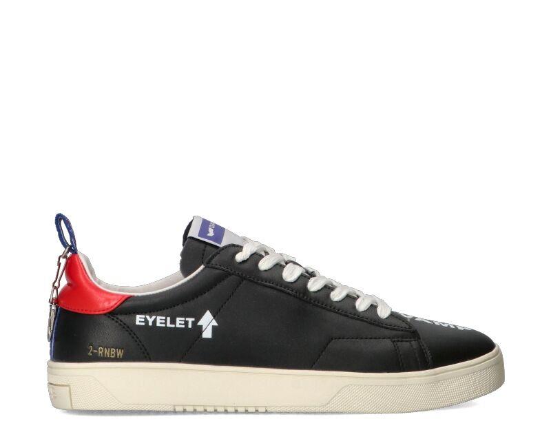 Gas Sneakers trendy uomo nero