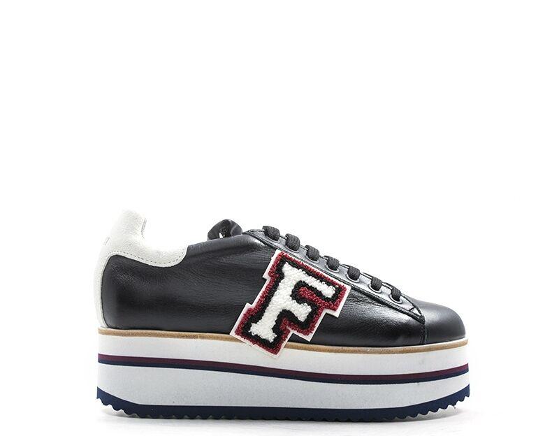 Fabi Sneakers Trendy donna nero
