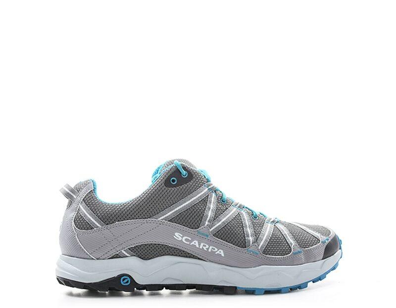 scarpa trekking donna grigio/blu