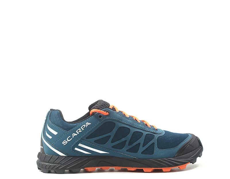 scarpa trekking donna blu