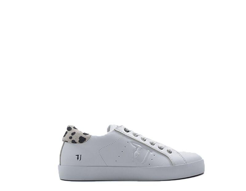 Trussardi Sneakers Trendy donna bianco
