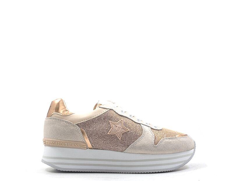 Trussardi Sneakers Trendy donna rosa