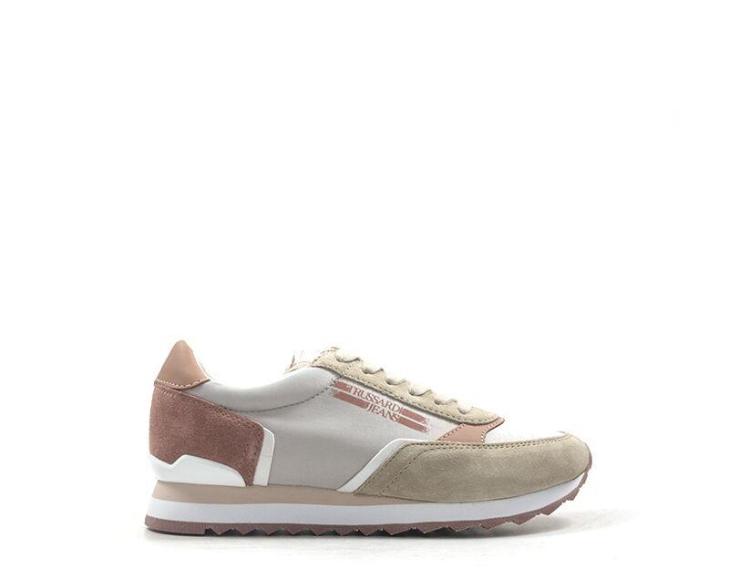 Trussardi Sneakers Trendy donna beige