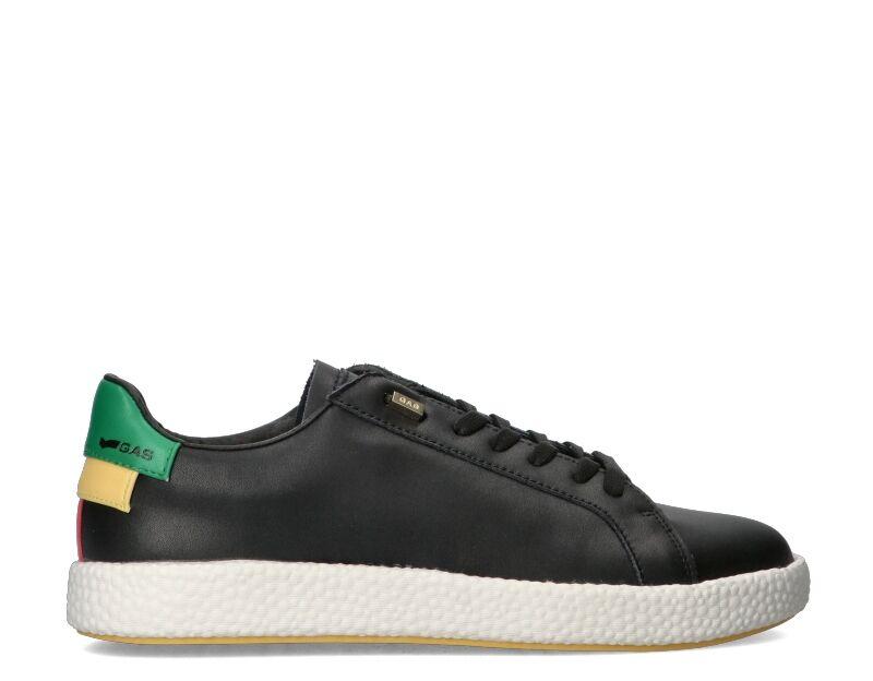 Gas Sneakers trendy donna nero