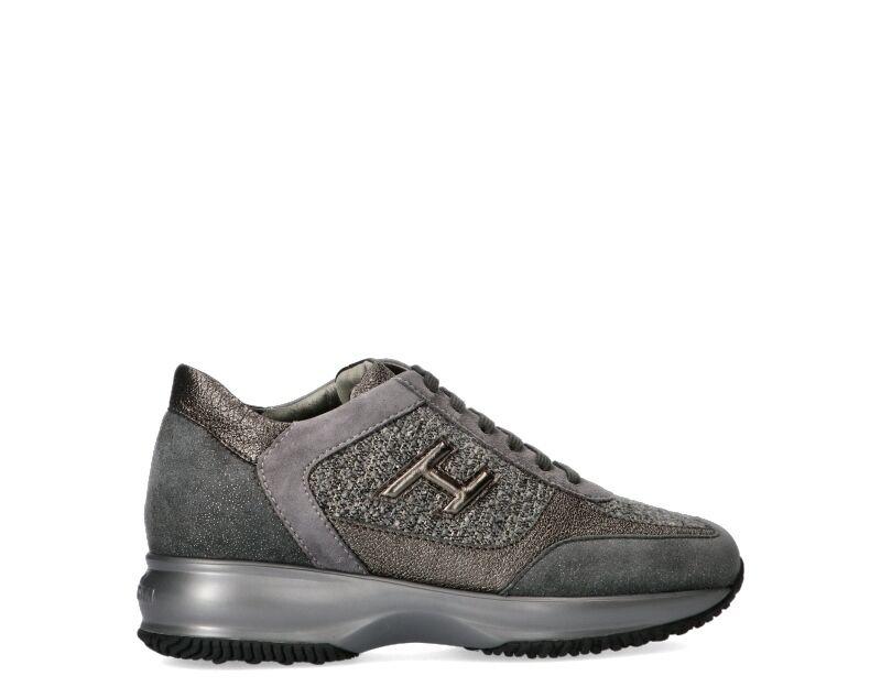 Hogan Sneakers Trendy donna grigio