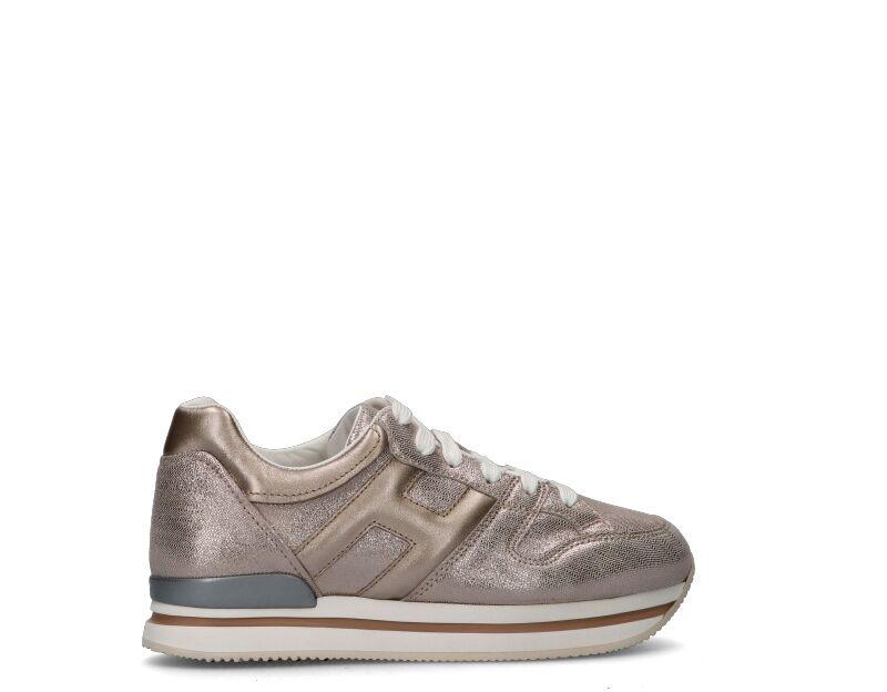 Hogan Sneakers Trendy donna argento