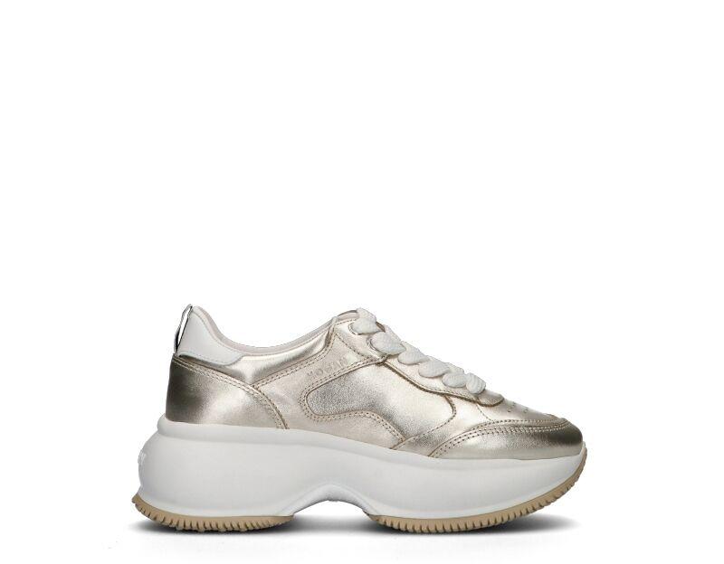 Hogan Sneakers Trendy donna oro