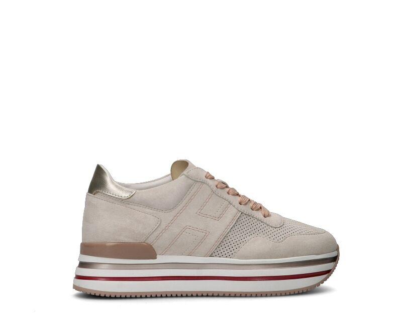 Hogan Sneakers Trendy donna beige