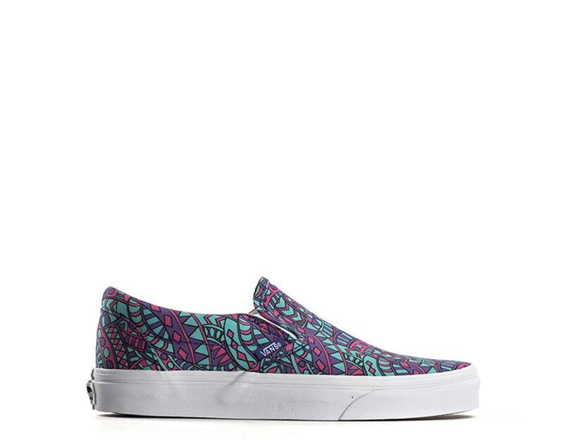 Vans Sneakers donna donna azzurro/viola