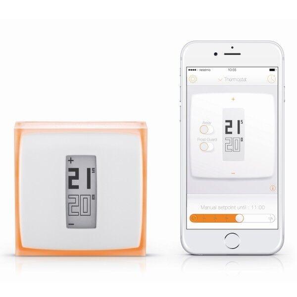 netatmo termostato per smartphone e tablet wifi (ink010)