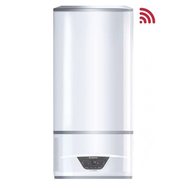 Scaldabagno Elettrico E Pompa Di Calore Ibrido Lydos Hybrid Ariston 100 Litri Con Wifi (3629065)