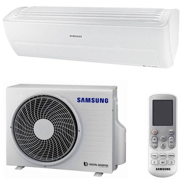 Samsung Condizionatore Samsung Windfree Evo 9000 Btu R32 Inverter A++ Wifi