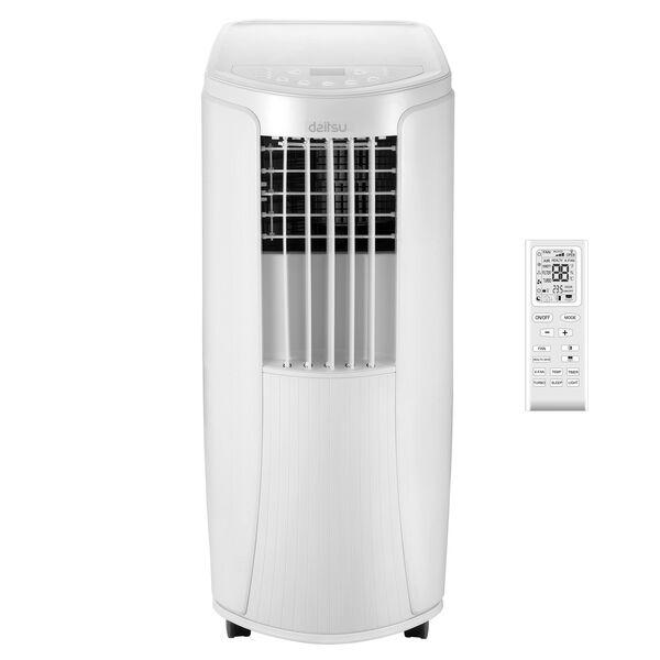 Condizionatore Portatile Daitsu - Gruppo Fujitsu - Mod. Apd-12x F/c 12000 Btu Raffreddamento / Riscaldamento Classe A/a+ (3NDA03008)