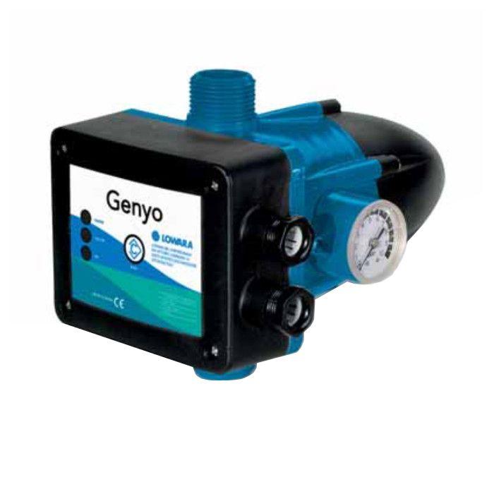 Regolatore Di Pressione Presscontrol Lowara Genyo 16a/r15-30 1,5 / 3,0 Bar Protezione Elettropompa