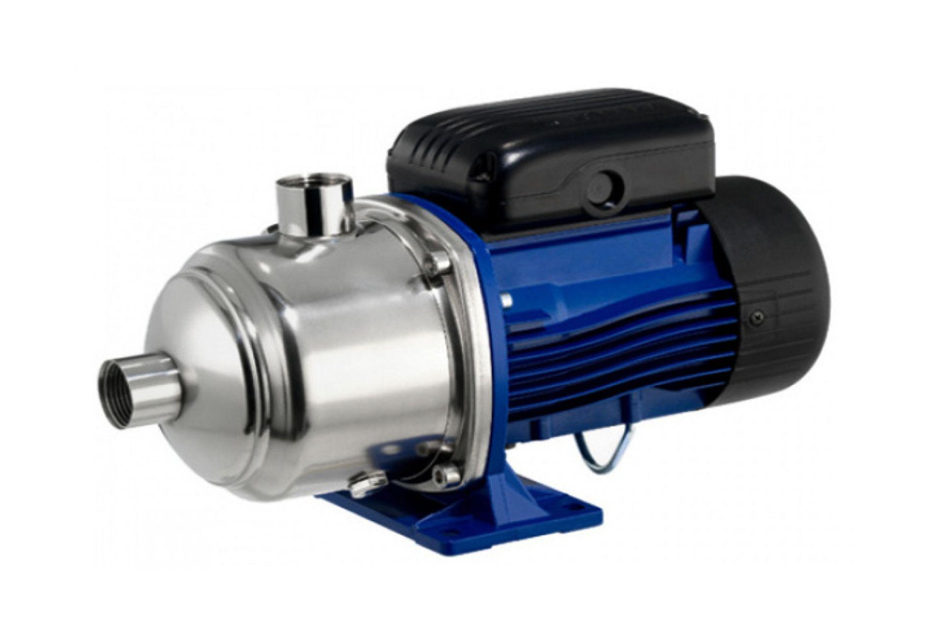 elettropompa centrifuga lowara 3hm05p07m da 1 hp 0,75 kw multistadio