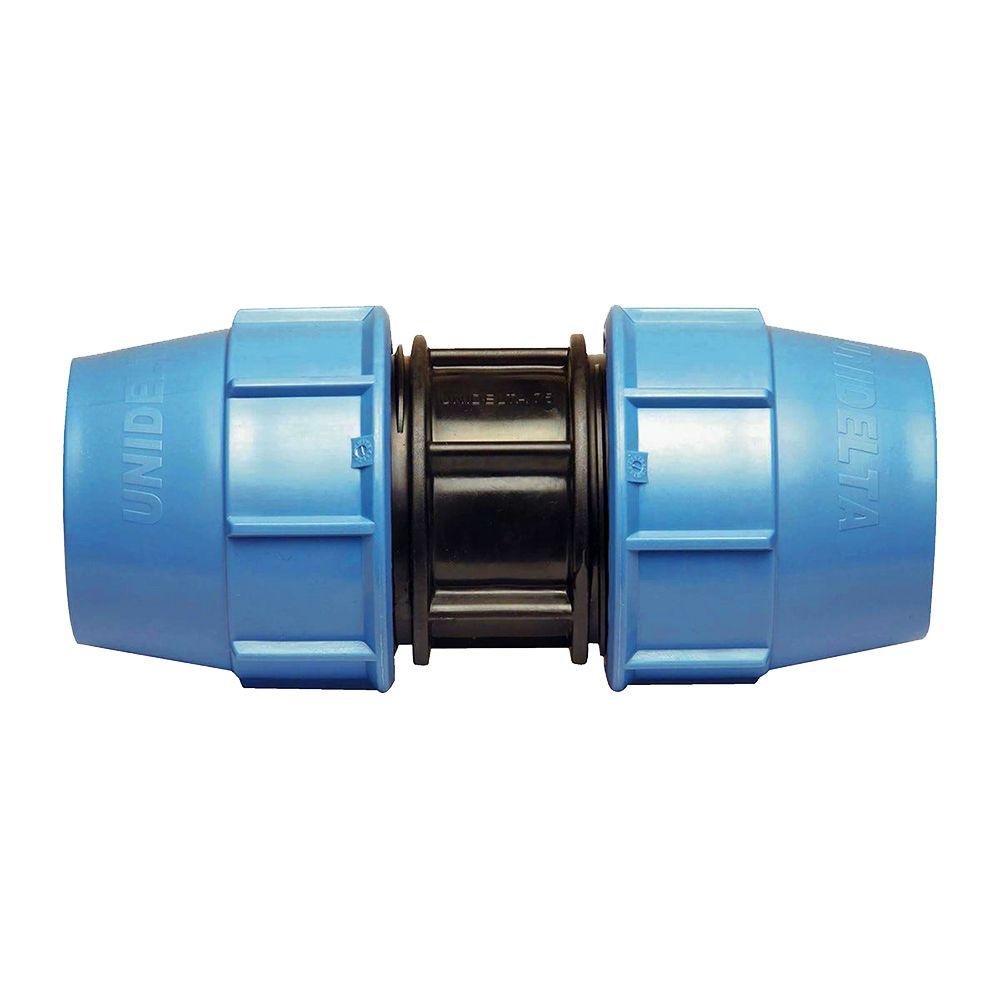 Generico Manicotto A Compressione Pn16 Per Tubo Polietilene