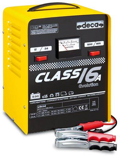carica batterie portatile deca deca class 16a  200 ah