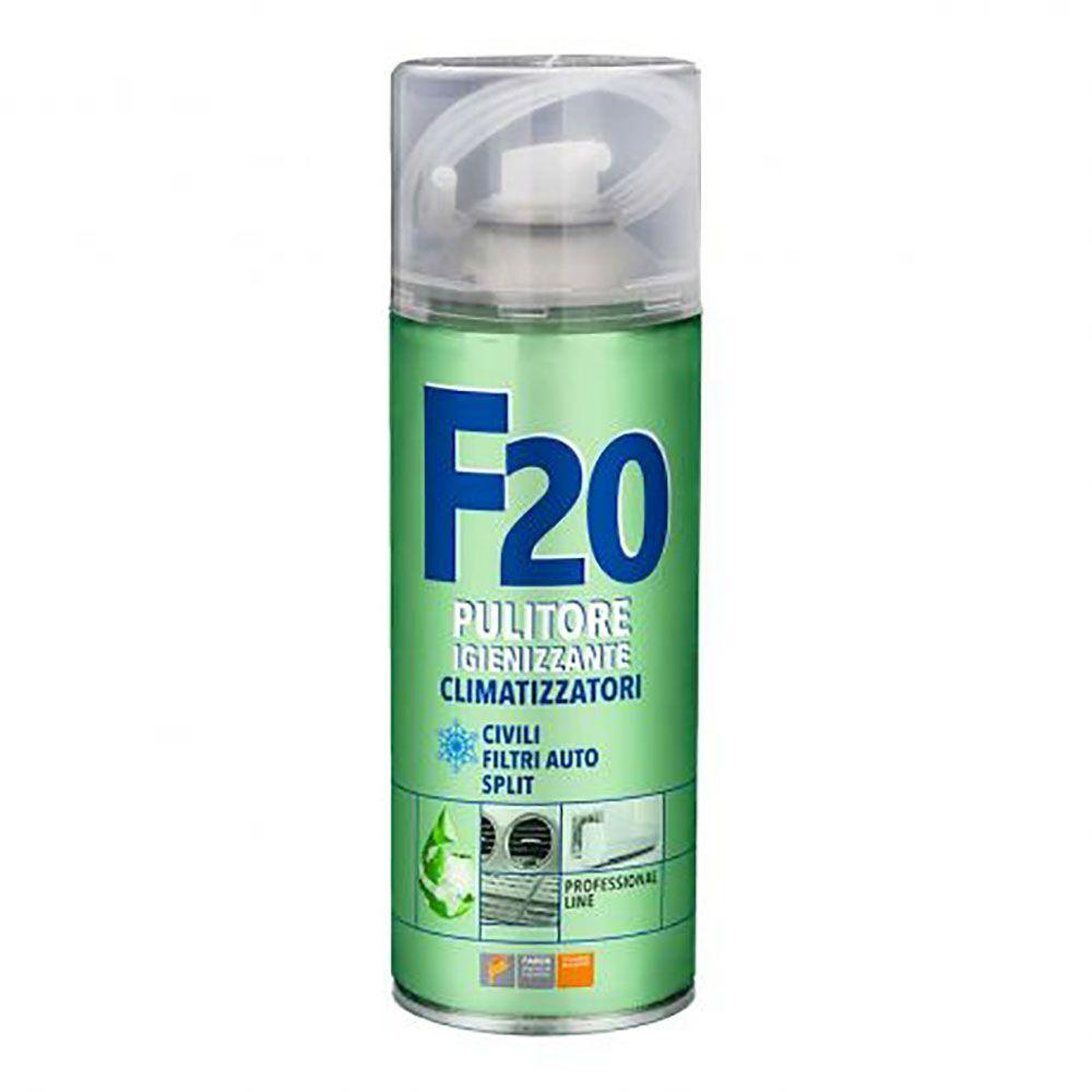 Faren Spray Igienizzante  F20 Disinfettante Per Condizionatore