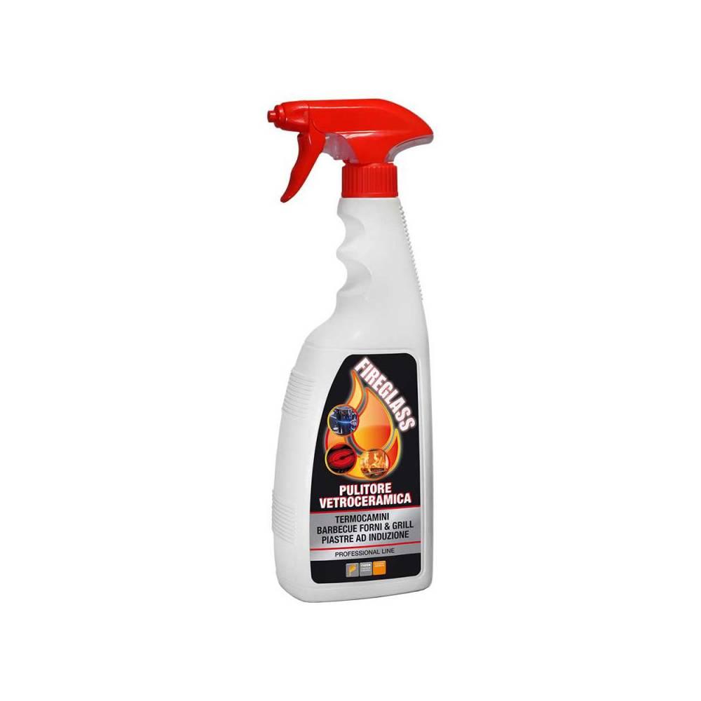 Faren Pulitore Vetroceramica  Fireglass Professional Line Da 750 Ml