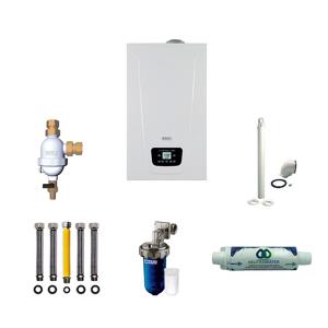 Baxi Finanziamento A Tasso Zero Caldaia A Condensazione  Duo-Tec Compact 24 E 24,7 Kw Erp
