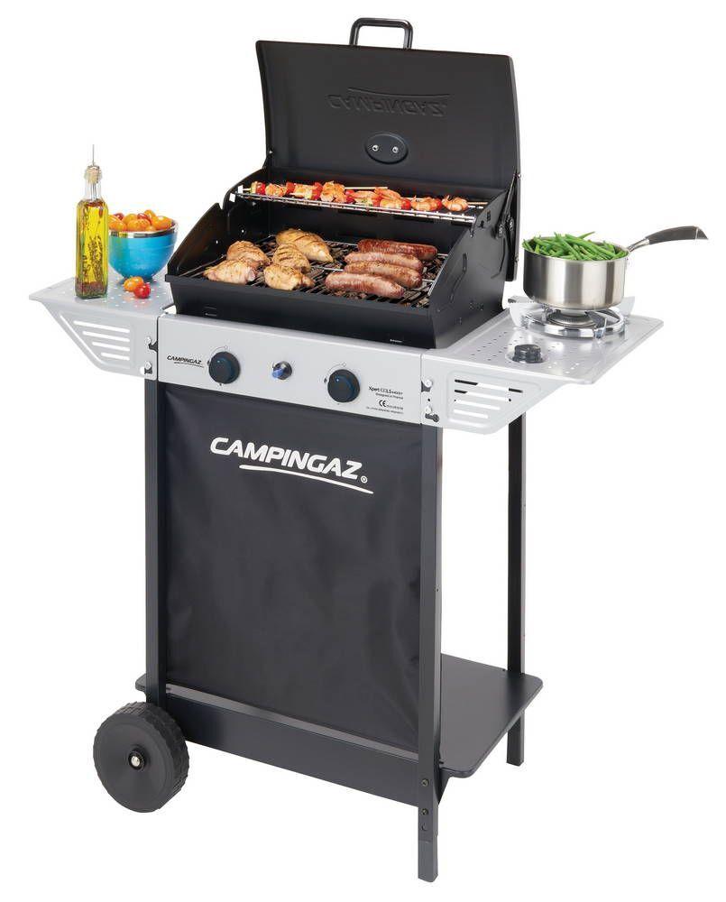 Bbq Barbecue A Pietra Lavica Campingaz Xpert 100 Ls Plus Rocky