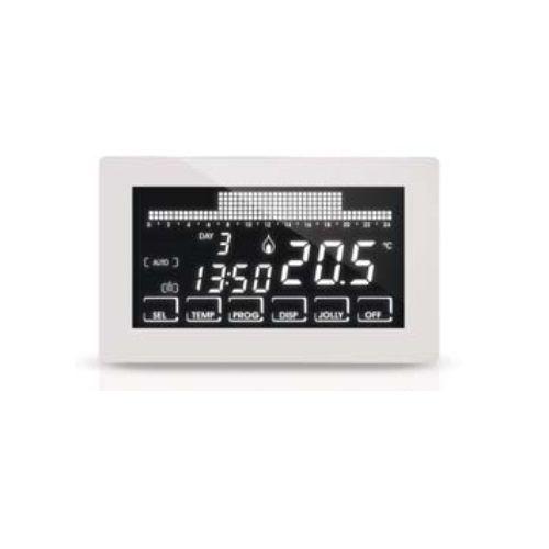 Cronotermostato Settimanale Touchscreen Fantini Cosmi Ch191b