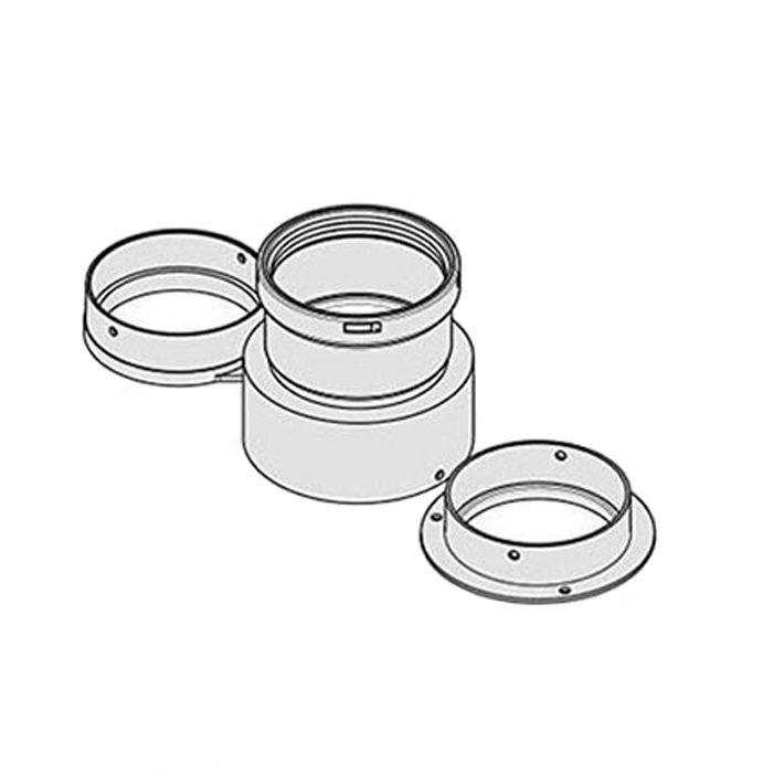 FERROLI Kit Sdoppiatore Fumi Caldaia A Condensazione Beretta