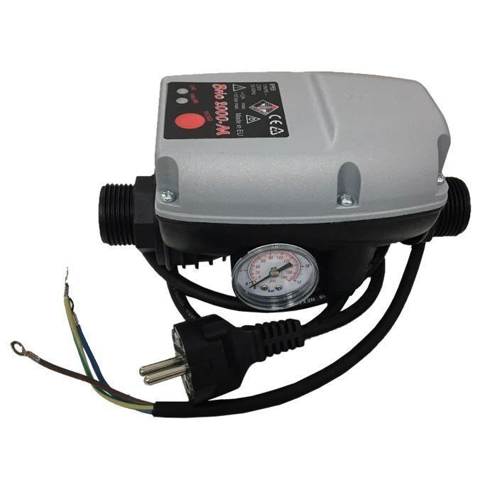 Regolatore Di Pressione Pressostato Autoclave Italtecnica Brio 2000 M Con Cavo Elettrico