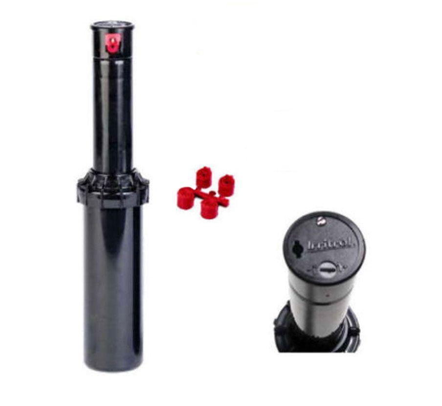 irritrol pop up irrigatore turbina  430r per irrigazione prato e giardino