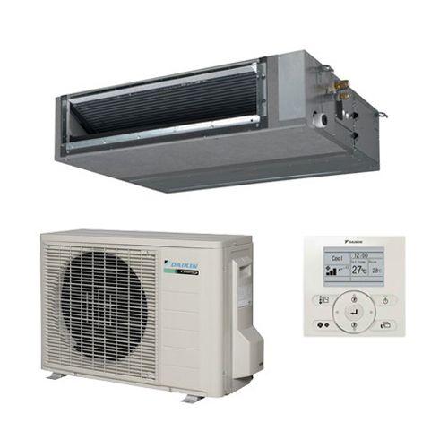 daikin condizionatore canalizzato con ventilatore  inverter 12000 btu fbq35d a+