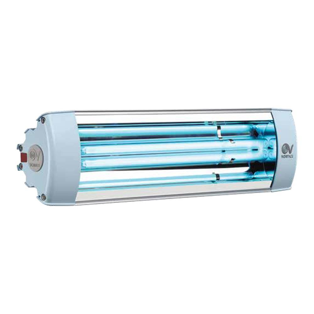 vortice lampada germicida a raggi uv-c  uvlogika 70014