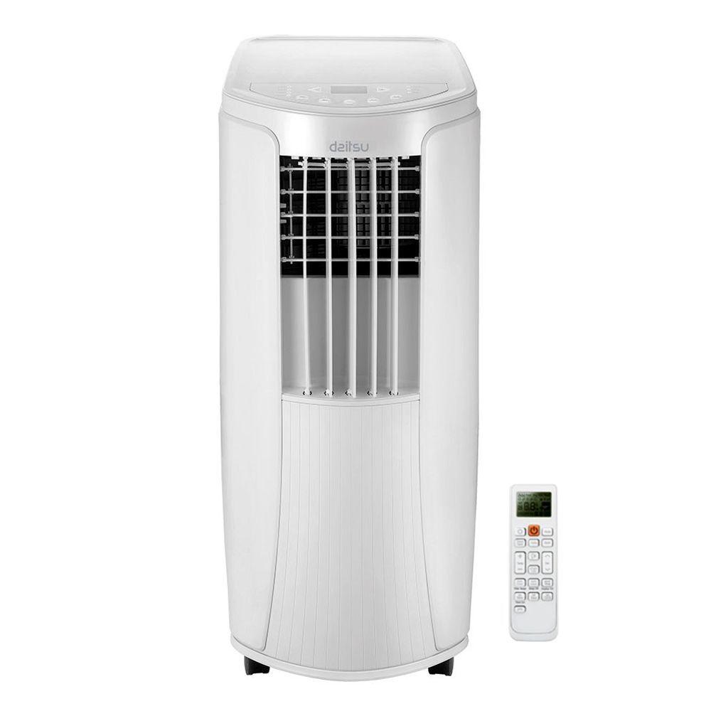 daitsu condizionatore  portatile 12000 btu apd-12hk2 pompa di calore