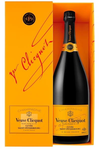 Veuve Clicquot Cuvée Saint-Pétersbourg Brut Veuve Clicquot (Magnum Con Astuccio)