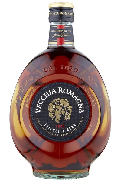 Distilleria Giovanni Buton Brandy Vecchia Romagna Etichetta Nera 70cl