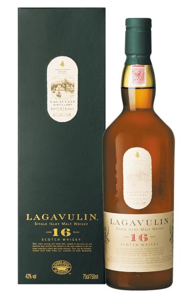 Lagavulin Distillery Lagavulin 16 Anni Islay Single Malt Scotch Whisky 70cl (Astucciato)