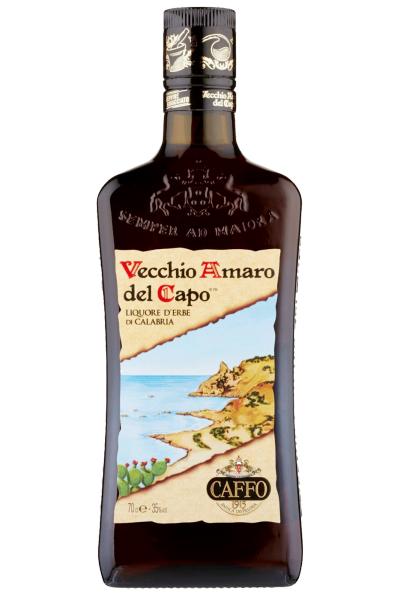 Caffo Vecchio Amaro Del Capo Caffo 70cl