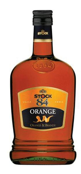 Stock 84 Orange & Brandy 70cl