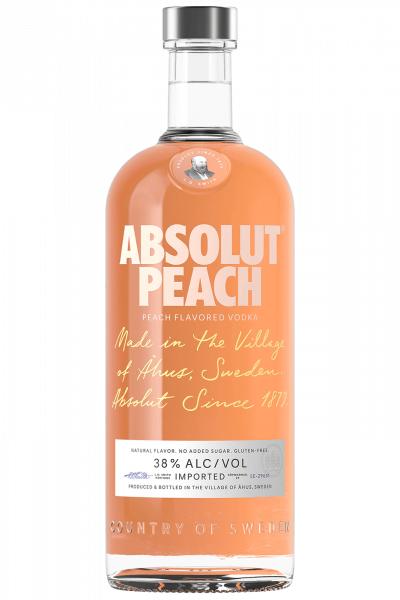 Absolut Vodka Absolut Apeach 1Litro