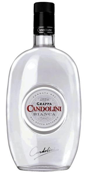 Fratelli Branca Grappa Candolini Bianca 70cl