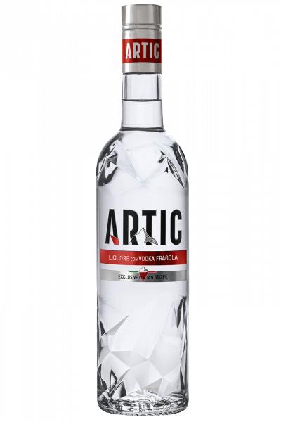 Illva Saronno Vodka Artic Fragola 1Litro