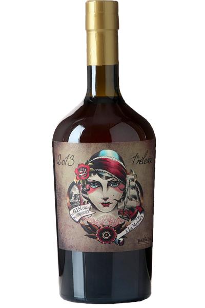 Antica Distilleria Quaglia Gin Del Professore À La Madame 70cl