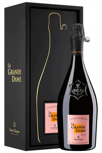 Veuve Clicquot La Grande Dame Brut Rosé 2008 Veuve Clicquot 75cl (Astucciato)