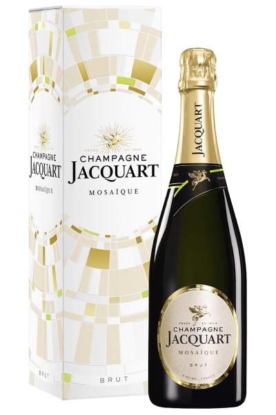 Champagne Jacquart Jacquart Brut Mosaïque 75cl (Astucciato)