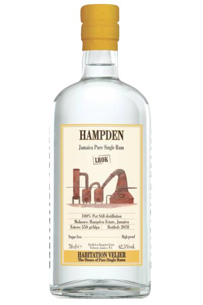 Habitation Velier Rum Hampden Lrok White Habitation Velier 70cl