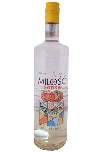 Silvio Carta Vodka E Pesca Milość Carta 1Litro