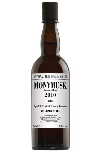 Rum Monymusk Mbs 9 Y.O. Column Still