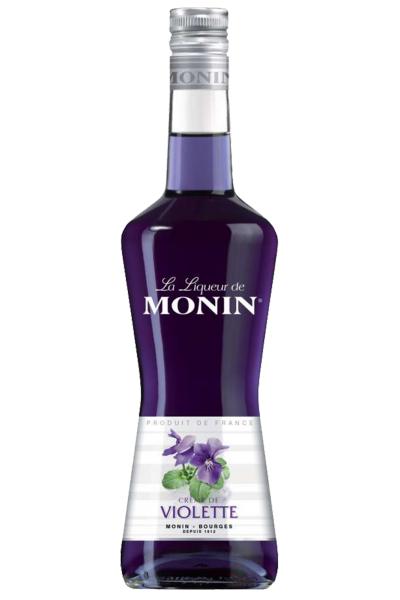 Monin Creme De Violette Monin 70cl